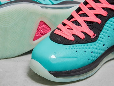 Nike LeBron 8 South Beach Retro