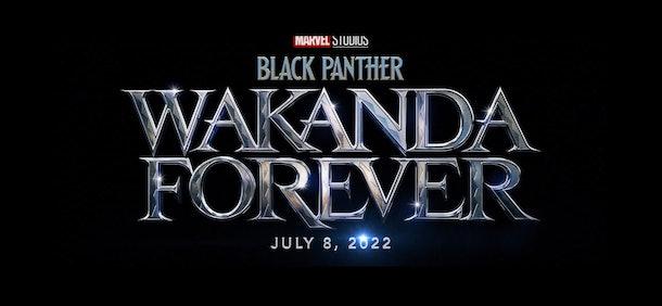 Black Panther: Wakanda Forever logo