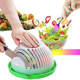 TMABOX Salad Cutter Bowl