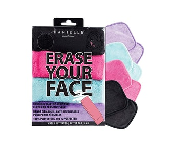 Erase Your Face Make-up Removing Cloths