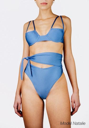 Lizza Top in Azula