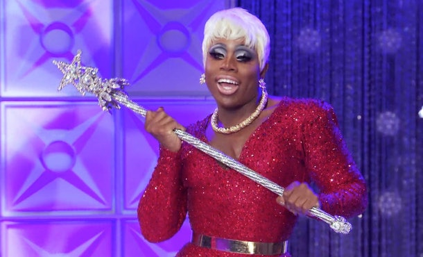 'RuPaul's Drag Race All Stars' winner Monet X Change became embroiled in a feud with Tamisha Iman online.