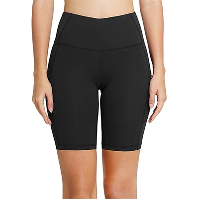 BALEAF High Waisted Exercise Shorts