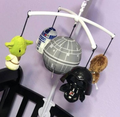 ARCre8 Customizable Star Wars Baby Mobile