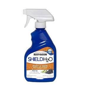 Rust-Oleum Shield H2O Boot and Shoe Spray