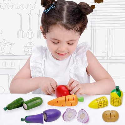 Airlab Wooden Play Food