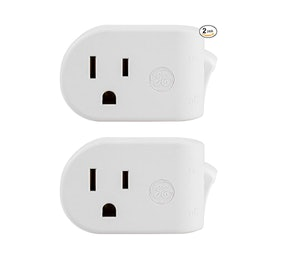 UltraPro GE Grounded On/Off Power Switch (2 Pack)