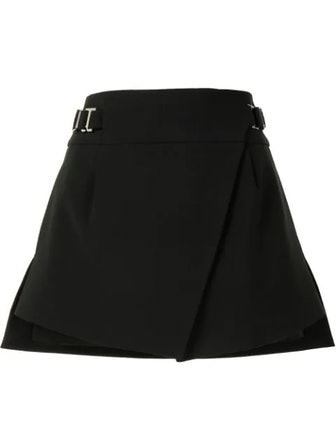Tailored Mini Skirt