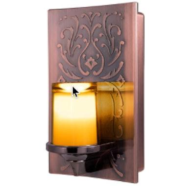 GE LED CandleLite Night Light