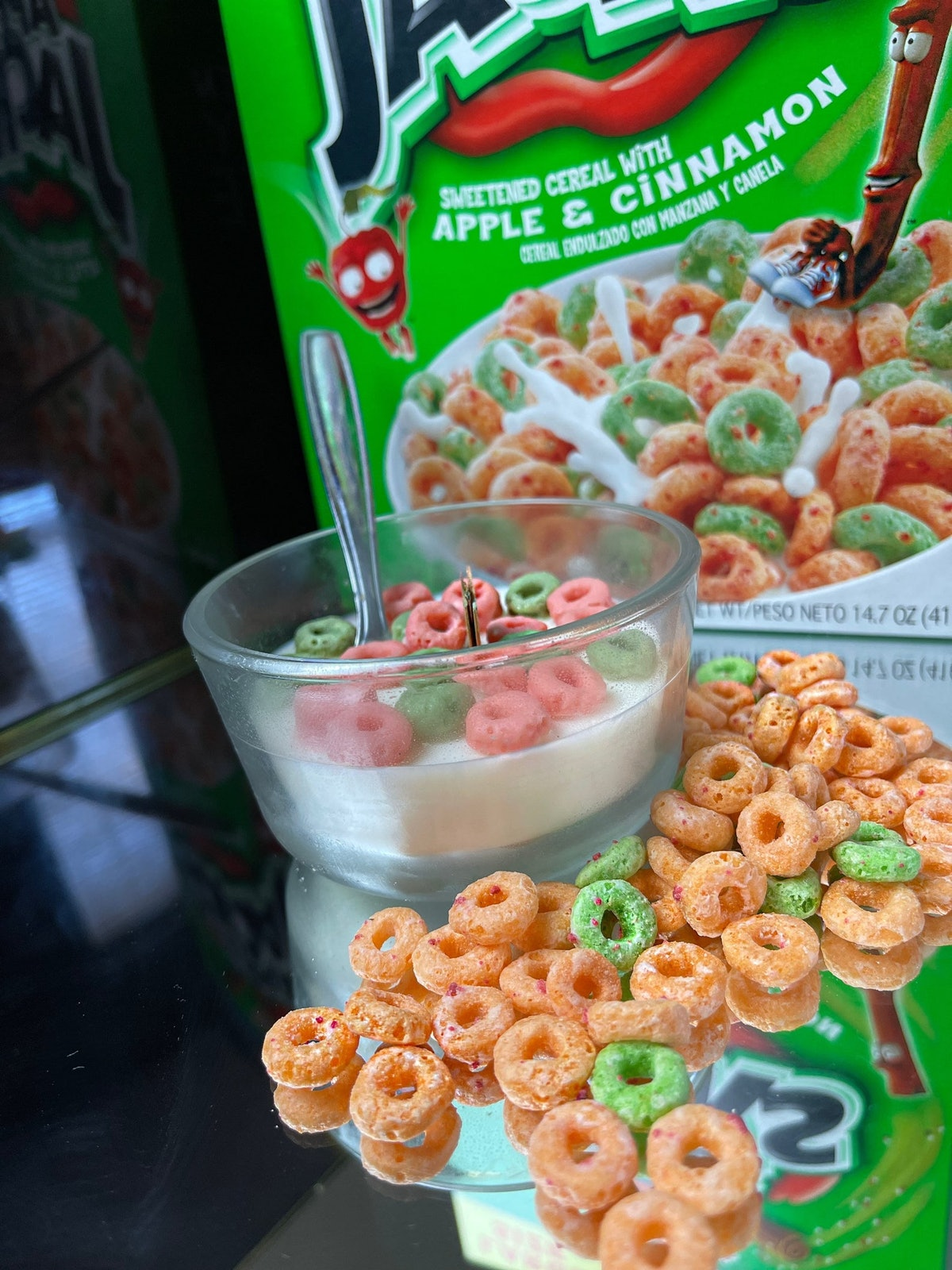 Cereal Bowl Candle