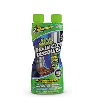Green Gobbler Drain Clog Dissolver