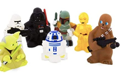 Disney Star Wars Squeeze Toy Set