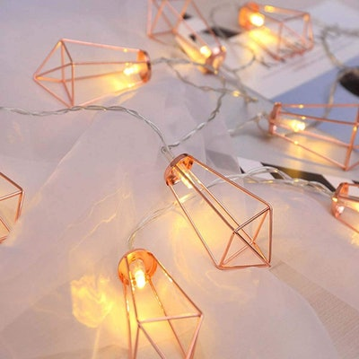 Twinkle Star LED Diamond String Lights (6.6 ft)