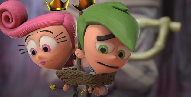 'A Fairly Odd Summer' is a live action movie of the Nickelodeon show, 'The Fairly Odd Parents.'