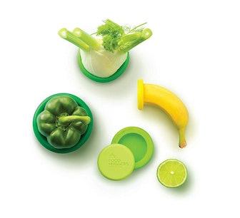 Food Huggers Reusable Silicone Food Savers