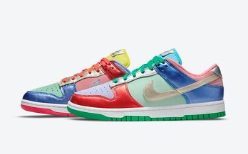"Nike ""Sunset Pulse"" Dunk Low"