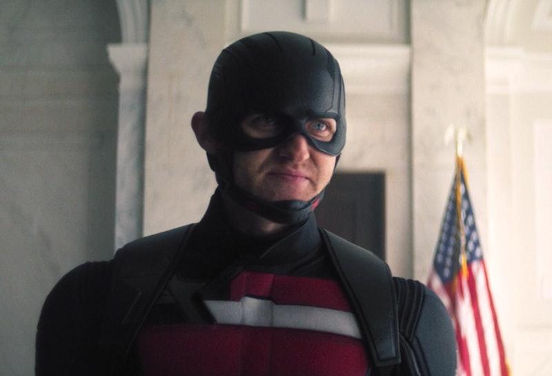 Wyatt Russell as John Walker in 'Falcon & The Winter Soldier.'