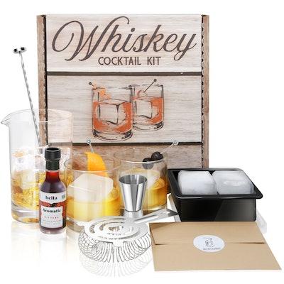 Whiskey Cocktail Kit