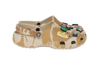 Palace Crocs Collaboration