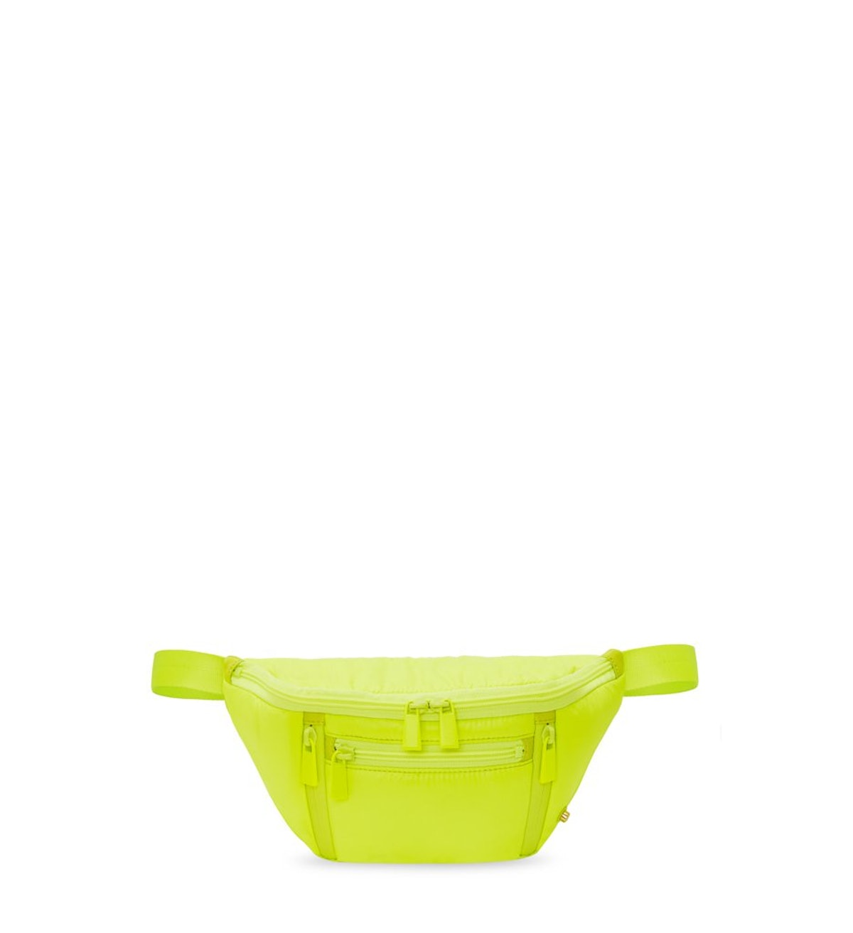 Small Sling in Neon Yellow