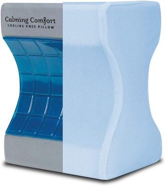 Calming Comfort Cooling Knee Pillow