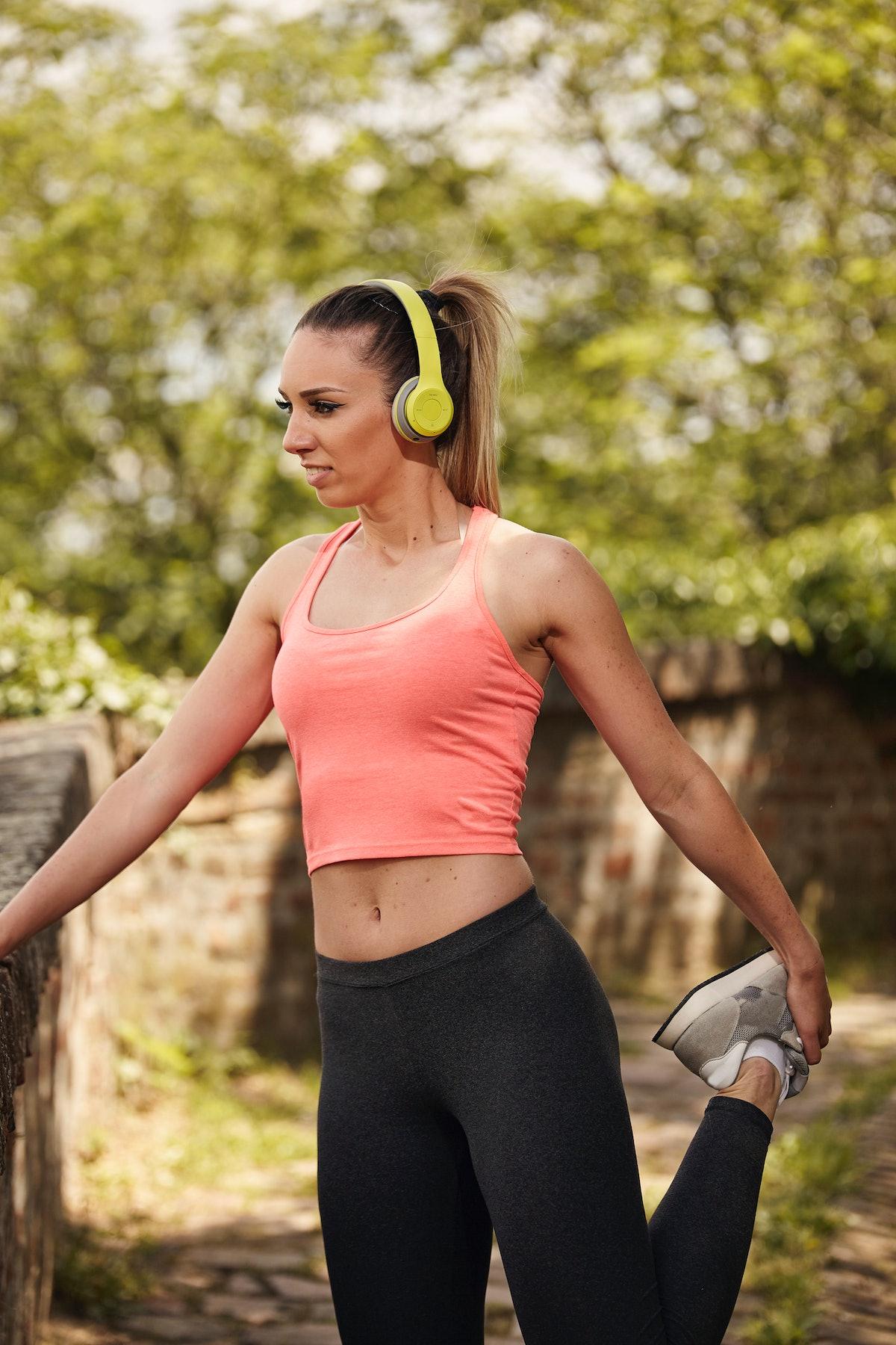 Walking has a wide range of health benefits.