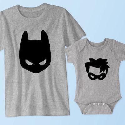 Batman & Robin Matching Set