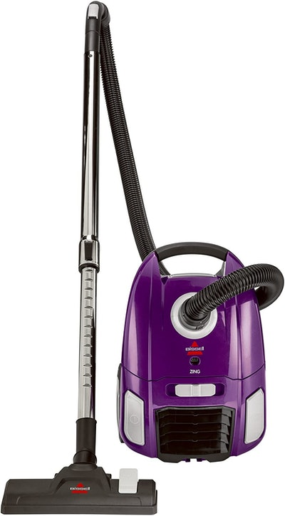 BISSELL Zing Lightweight, Bagged Canister Vacuum