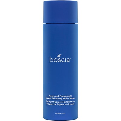 Boscia Papaya and Pomegranate Enzyme Exfoliating Body Cleanser
