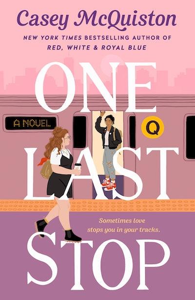 'One Last Stop' by Casey McQuiston
