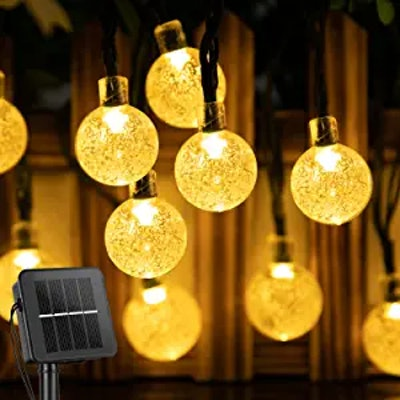 Brightown Outdoor Solar String Lights