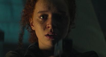 Erin Kellyman as Karli in 'Falcon & The Winter Soldier.'