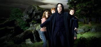 Snape staje się zauważalnie bardziej złożony w tym rozdziale sagi o Harrym Potterze.