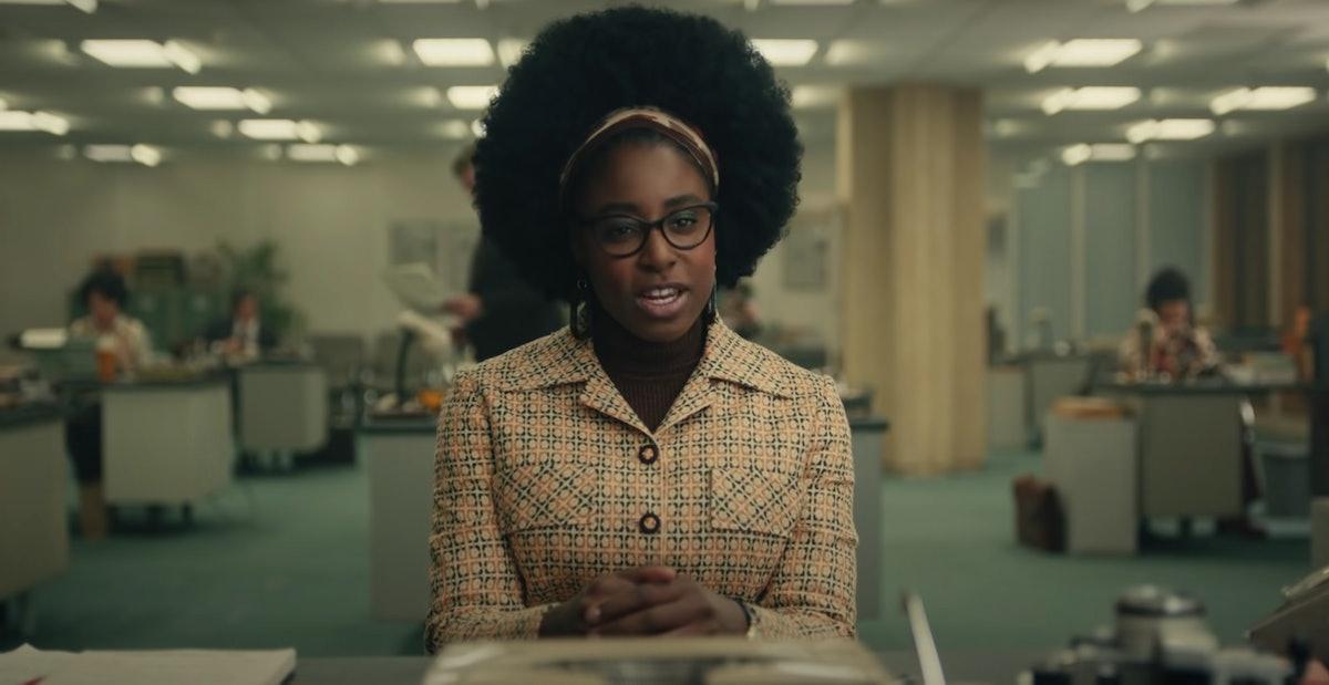 Kirby Howell-Baptiste plays Anita Darling in 'Cruella.'