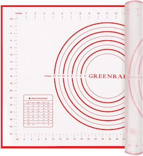 GREENRAIN Large Silicone Pastry Mat