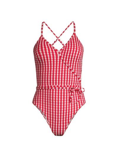 Zala Ballet One-Piece Swimsuit