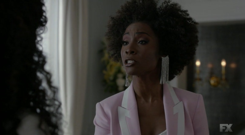 Angelica Ross as Candy at Angel and Papi's wedding in 'Pose' Season 3