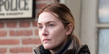 """People are applauding Kate Winslet's performance in 'The Mare of Easttown."""""""