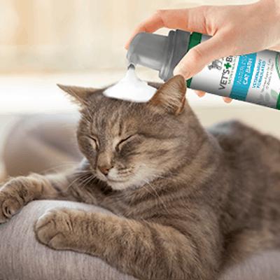 Vet's Best Waterless Cat Shampoo