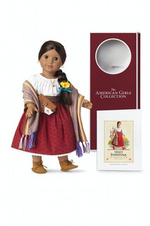 The American Girl Josefina doll is being re-released