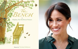 Meghan Markle is the author of a children's book called 'The Bench.'