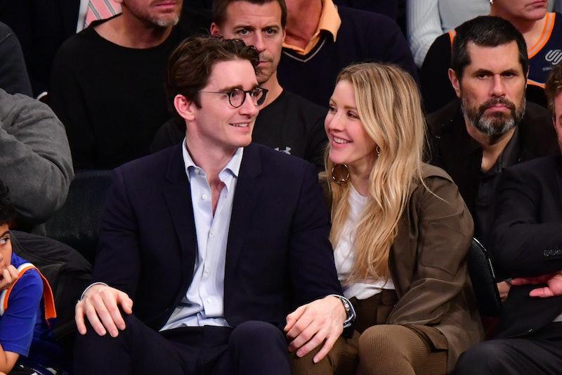 Ellie Goulding & husband Caspar Jopling
