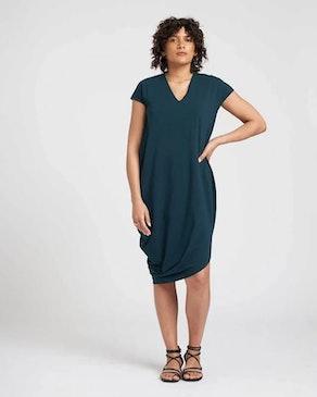 Geneva V-neck Dress