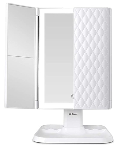 AirExpect Vanity Mirror with LEDs