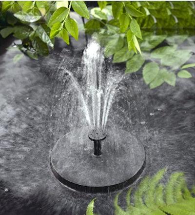 Solatec Solar Fountain