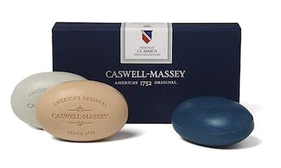 Caswell-Massey Luxury Soap Trio