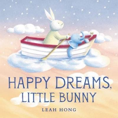 Happy Dreams Little Bunny, by Leah Hong