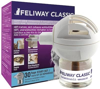 Feliway Cat-Calming Diffuser Kit