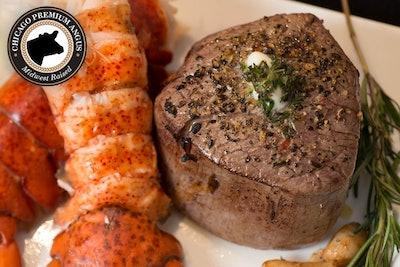 Premium Angus Beef Surf & Turf