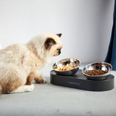 Petkit Cybertail  Elevated Cat Bowls